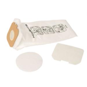 Confezione 5 sacchi stoffa + Filtro - ZR005001 - Rowenta