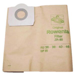 Confezione 5 sacchi carta - ZR80 - Rowenta