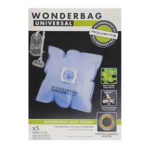 Wonderbag 5 sacchi stoffa mint aroma - Rowenta