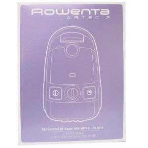 Confezione 6 sacchi carta + filtro - ZR001501 - Rowenta